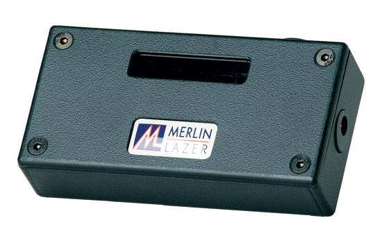 Merlin tgi hartglas detektor