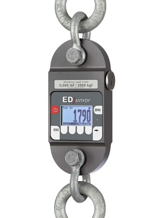 EDjunior digitaler Dynamometer