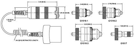 Abmessungen Drehmomentsensor R51 Series