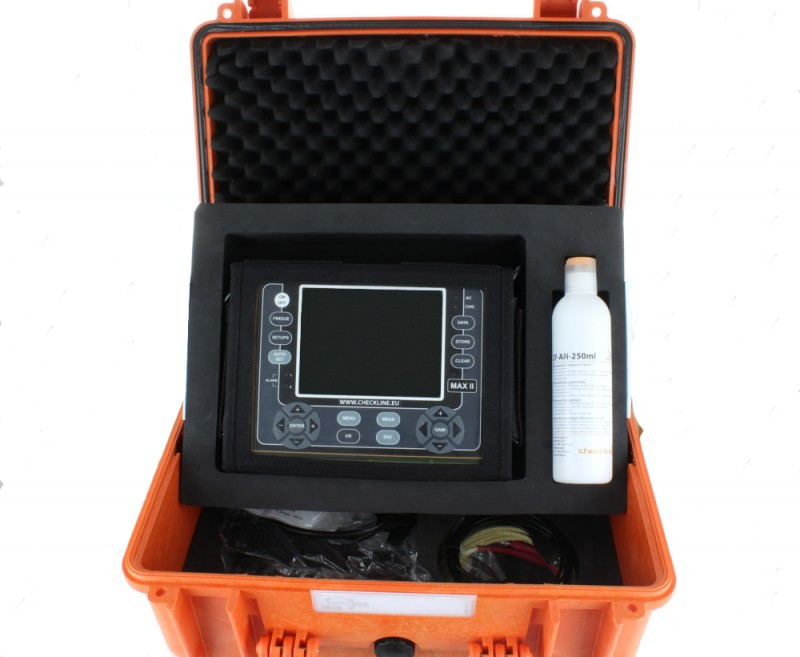 Ultraschall Entfernungsmesser Nrw : Max ii ultraschall bolzenspannungsmessgerät